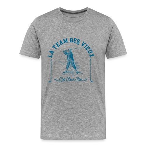 team des vieux-Golf Clash - T-shirt Premium Homme