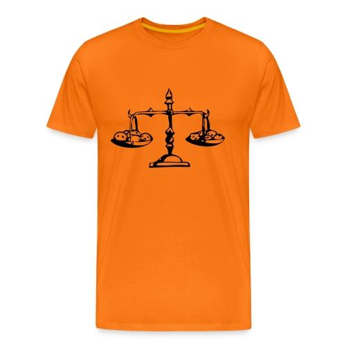 vågen ai - Premium-T-shirt herr