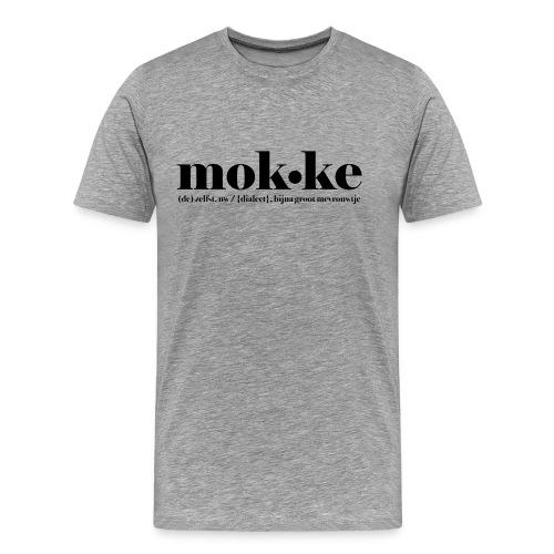 Mokke - Mannen Premium T-shirt