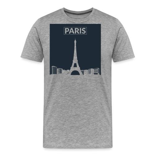 Paris - Collection 2015 - T-shirt Premium Homme