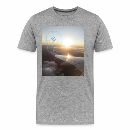 Fly - Mannen Premium T-shirt