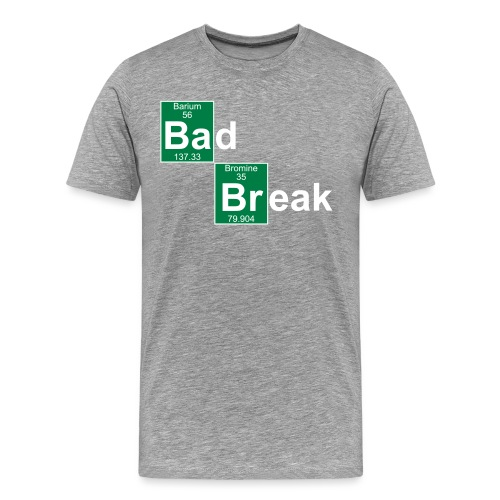 Bad Break - Men's Premium T-Shirt