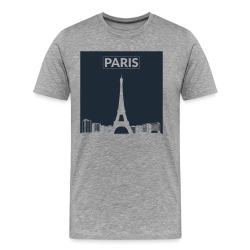Paris - Collection 2015 - T-shirt Premium Homme