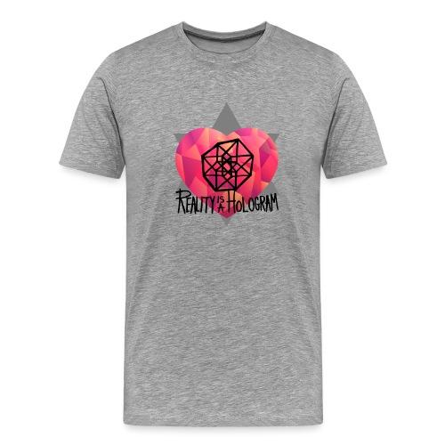 hologram - Männer Premium T-Shirt