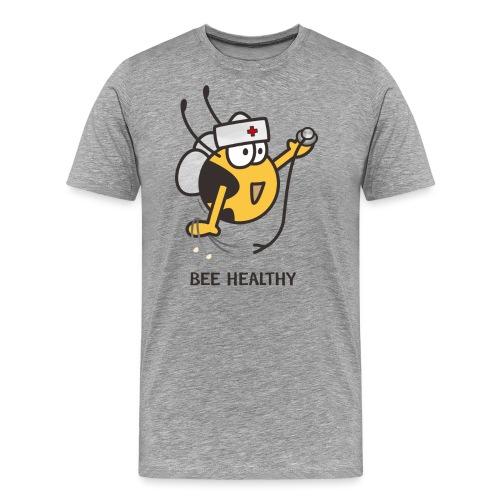 BEE HEALTHY - Männer Premium T-Shirt