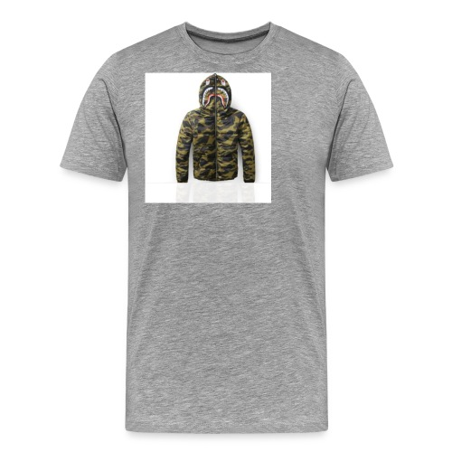 38AB183F FD38 4775 8761 1C85A6A9B467 - T-shirt Premium Homme