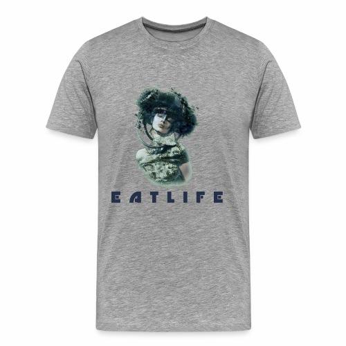 Space Woman - T-shirt Premium Homme