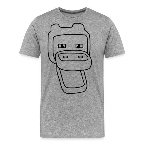 Block League official - Mannen Premium T-shirt