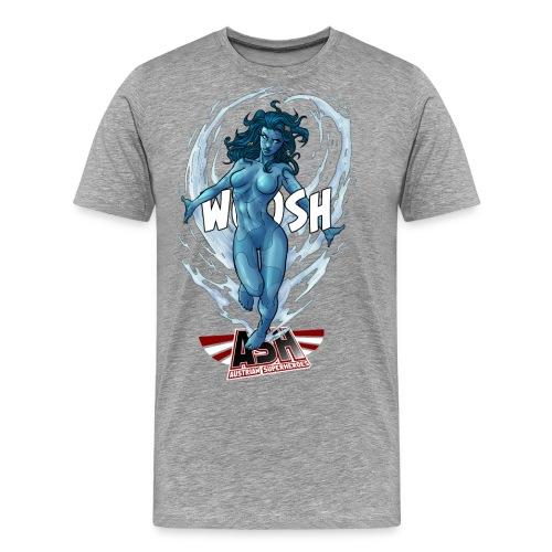 Donauweibchen - Männer Premium T-Shirt