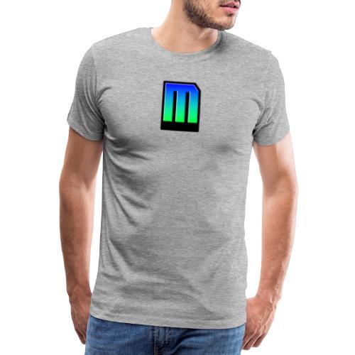 Mazer Logo - Männer Premium T-Shirt