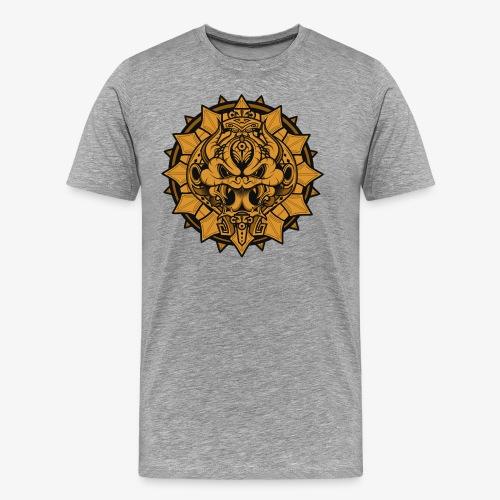 CrypTek Logo - Männer Premium T-Shirt