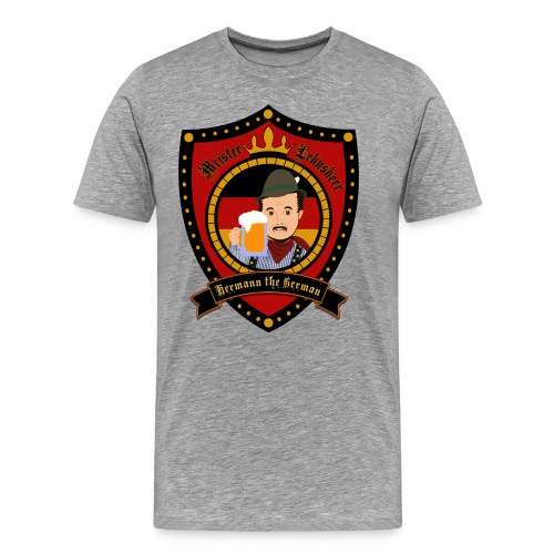 Hermann the German - Men's Premium T-Shirt
