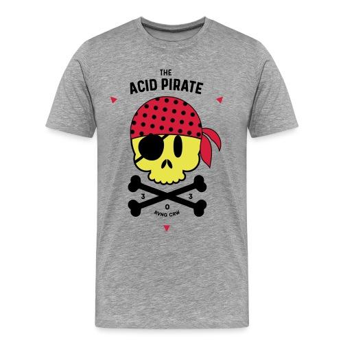 The Acid Pirate II - Men's Premium T-Shirt