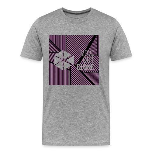 Linebox - Men's Premium T-Shirt