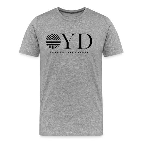 obsessive yarn disorder - OYD - Männer Premium T-Shirt