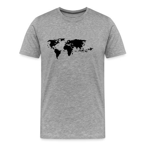 My world - T-shirt Premium Homme