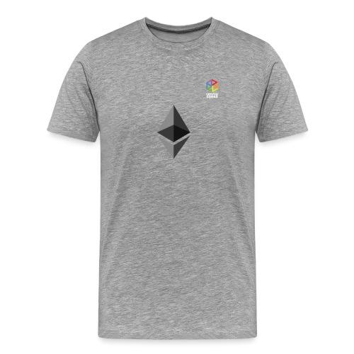 Ether love Crypto Squad - Men's Premium T-Shirt