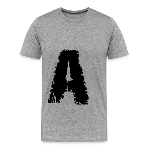Zombie , Schriftart , - Männer Premium T-Shirt
