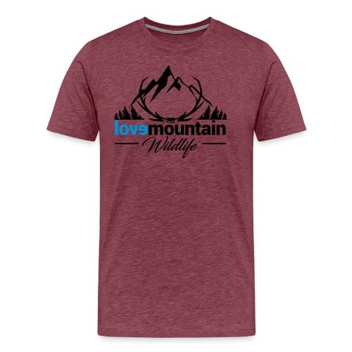 Mountain - Maglietta Premium da uomo