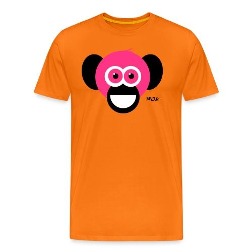 monkeyhead styleur - Männer Premium T-Shirt