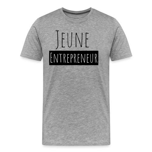 Jeune Entrepreneur - T-shirt Premium Homme