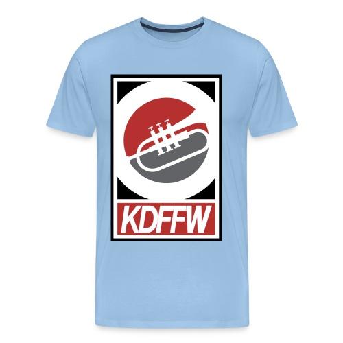 Flugel png - Männer Premium T-Shirt