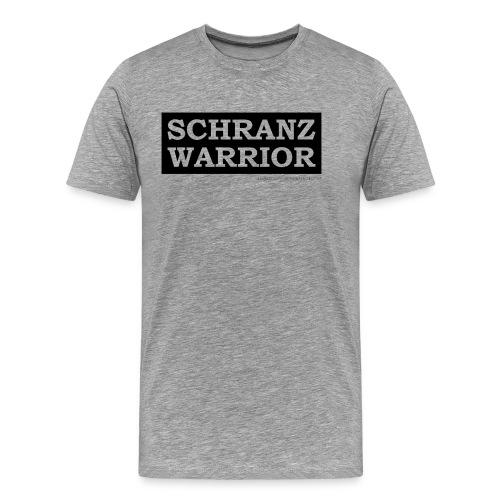 schranzwarrior - Männer Premium T-Shirt