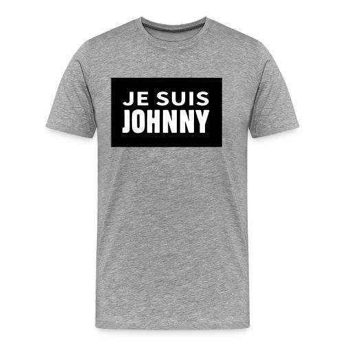 Je suis Johnny - T-shirt Premium Homme