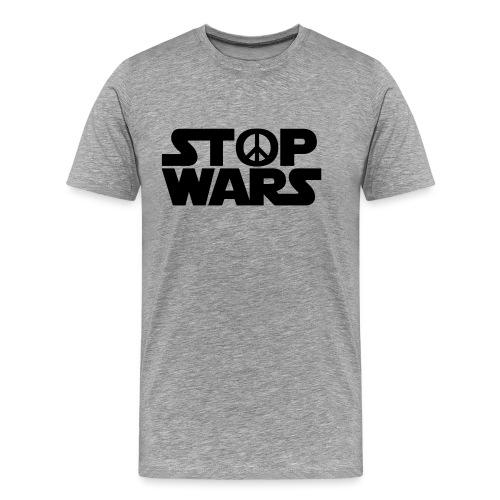 Stop Wars - T-shirt Premium Homme