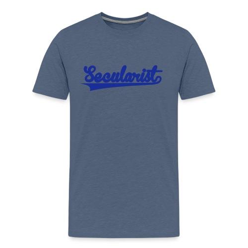 nssshirtbaseballgreen - Men's Premium T-Shirt