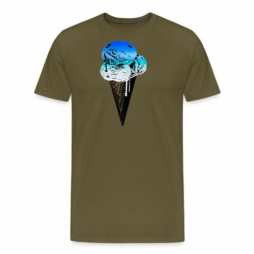 Ice Cream Paradise - Männer Premium T-Shirt