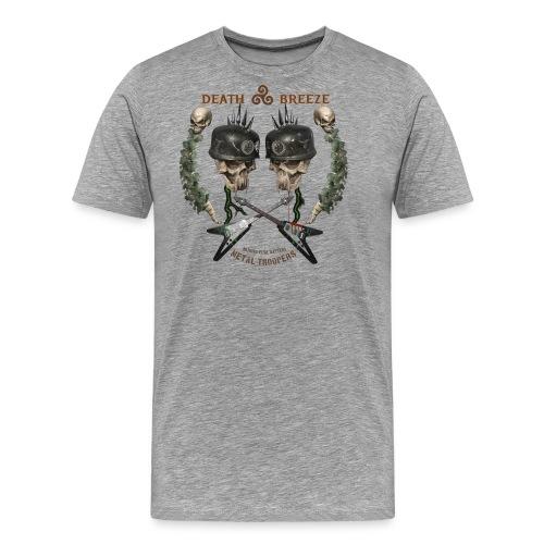 Metal Troopers, Metaller die es etwas härter mög - Männer Premium T-Shirt