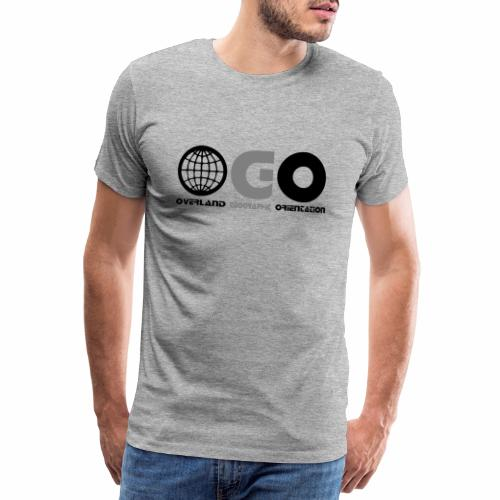 OGO-11B - T-shirt Premium Homme