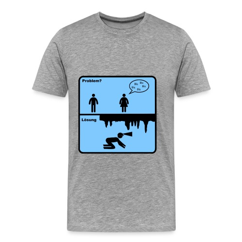 Problem_Loesung2 - Männer Premium T-Shirt