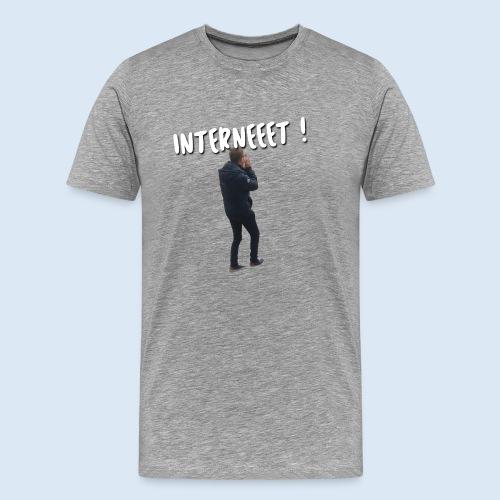 Interneet - T-shirt Premium Homme