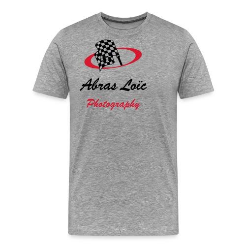 Abras Loïc Photography - T-shirt Premium Homme
