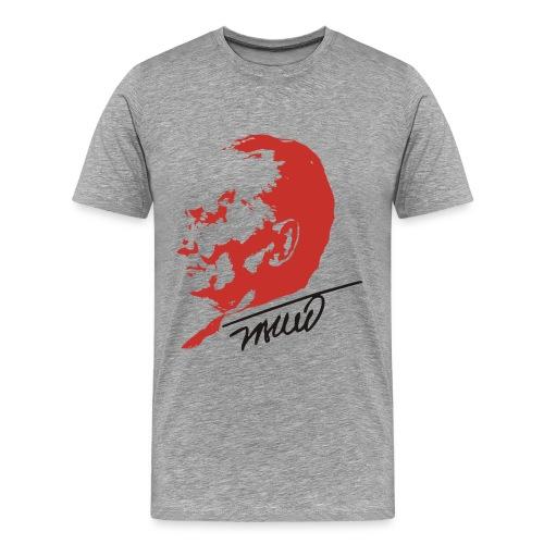 tito i potpis - Men's Premium T-Shirt