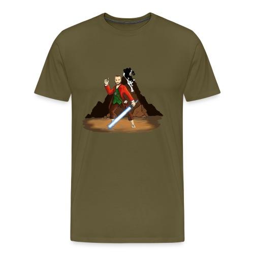 Baggins 0000001 - T-shirt Premium Homme