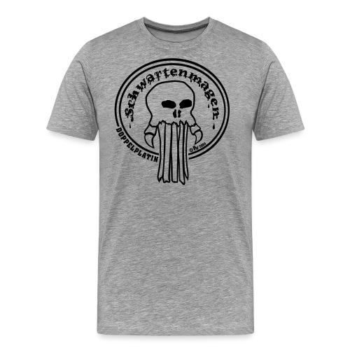 SWM Doppelplatin - Männer Premium T-Shirt