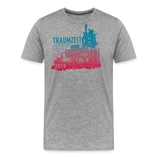 Traumzeit 2019 - Männer Premium T-Shirt