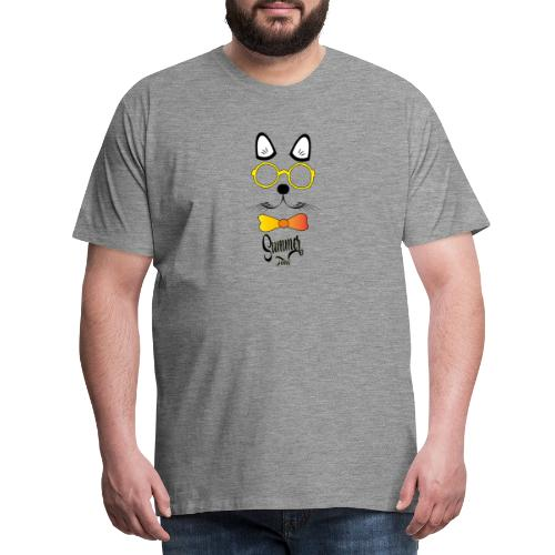 Chat Summer Time - T-shirt Premium Homme