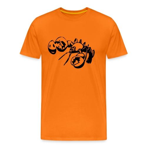 kraeftan ai - Premium-T-shirt herr