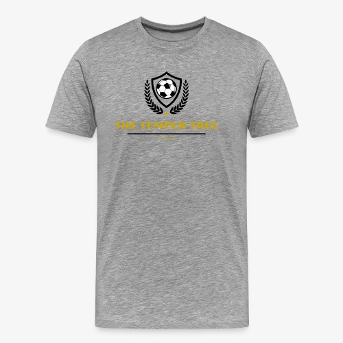 The Temper Tree Football Logo Shirt 2 - Männer Premium T-Shirt