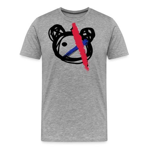 Teddy monster couleur - T-shirt Premium Homme