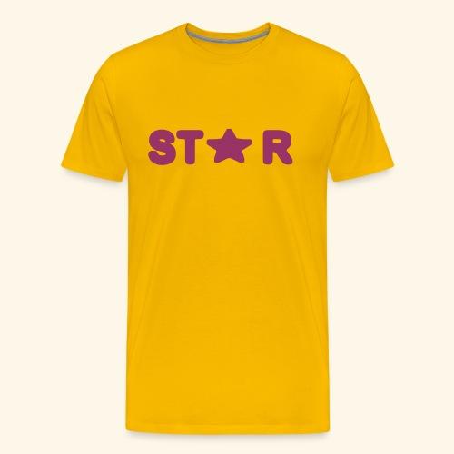 Star of Stars - Men's Premium T-Shirt