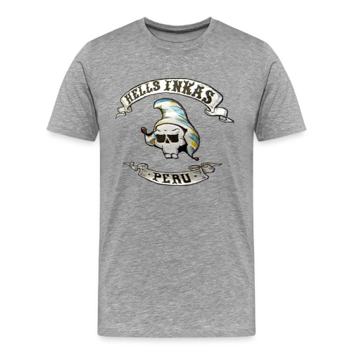 hells inkas - Männer Premium T-Shirt