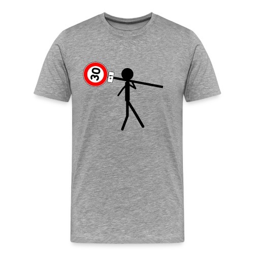 Panneau Stop 31 - T-shirt Premium Homme