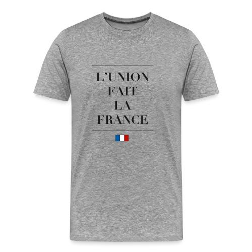 L'union fait la France by Ruuud - T-shirt Premium Homme