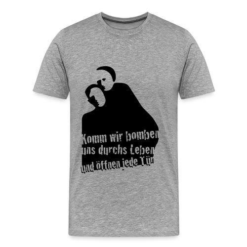 Bonnie und Clyde - Männer Premium T-Shirt