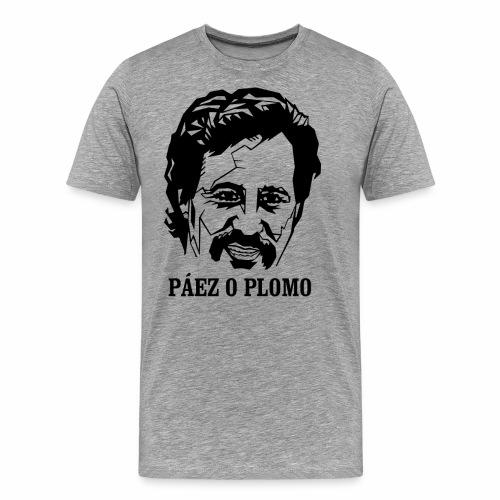 páez o plomo! - Männer Premium T-Shirt